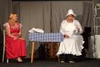 [5] Žena obrozená - Tetička Vilma (Marie Garreisová) dává Andělce rady do života